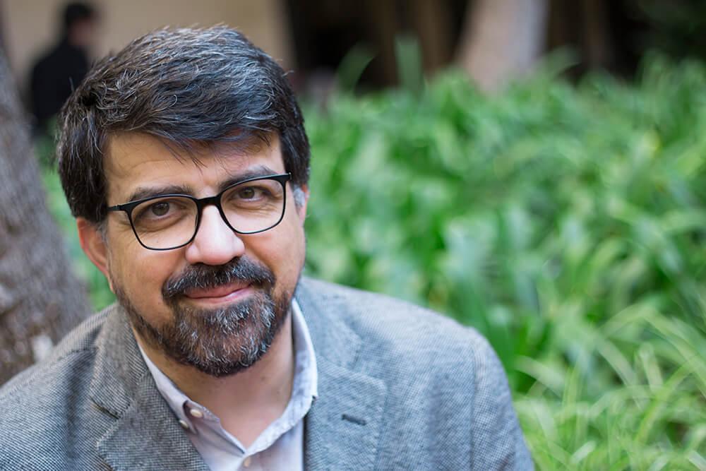 Genís Roca, president de la Fundació .cat